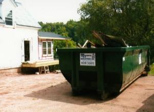 Large Waste Bin